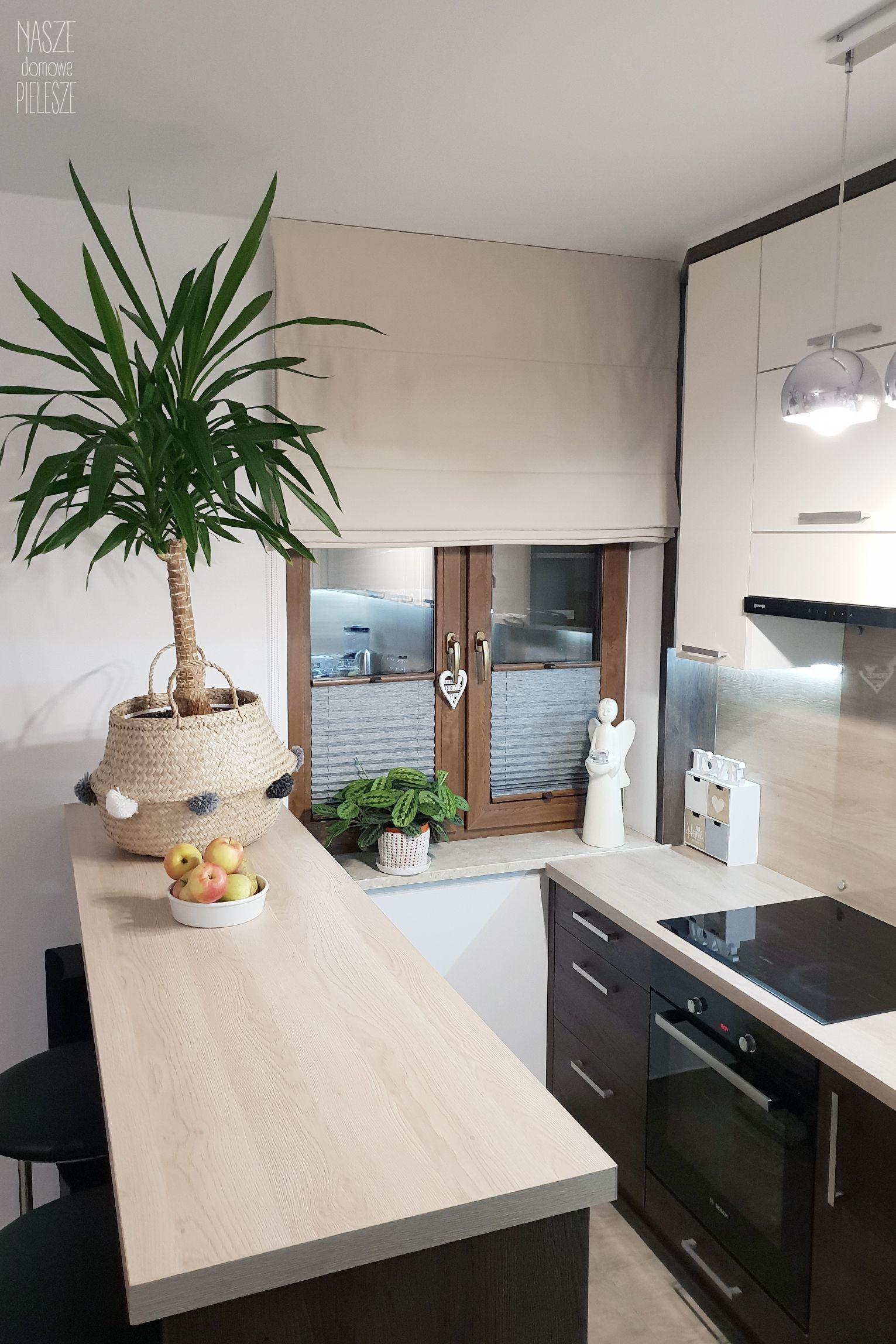 Roleta Rzymska I Plisy W Kuchni Nasze Domowe Pielesze Home Decor Home Decor