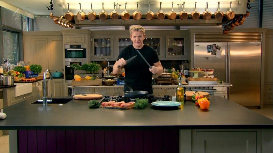 Gordon Ramsay S Home Kitchen Google Search