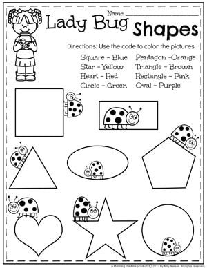 bug activities preschool worksheets preschool