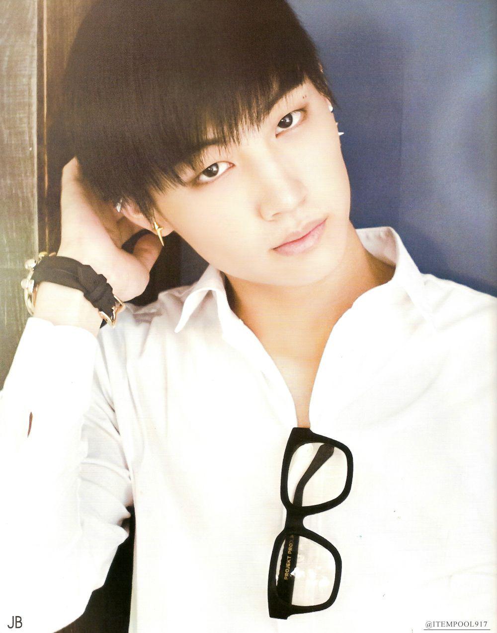 GOT7 10 Asia (Aug, 2014) #got7 #got710asia #jackson #mark #jb #jinyoung #kpopmap #flower #floverboy #hiphop #glass #sweg #kpopmap #jacksonpictorial #jackson #yukyum #bambam #dance
