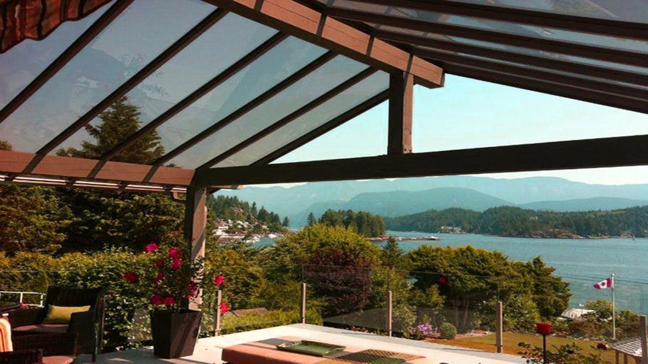 Pergola Rain Cover | Pergola, Aluminum patio covers ... on Patio Cover Ideas For Rain id=39487