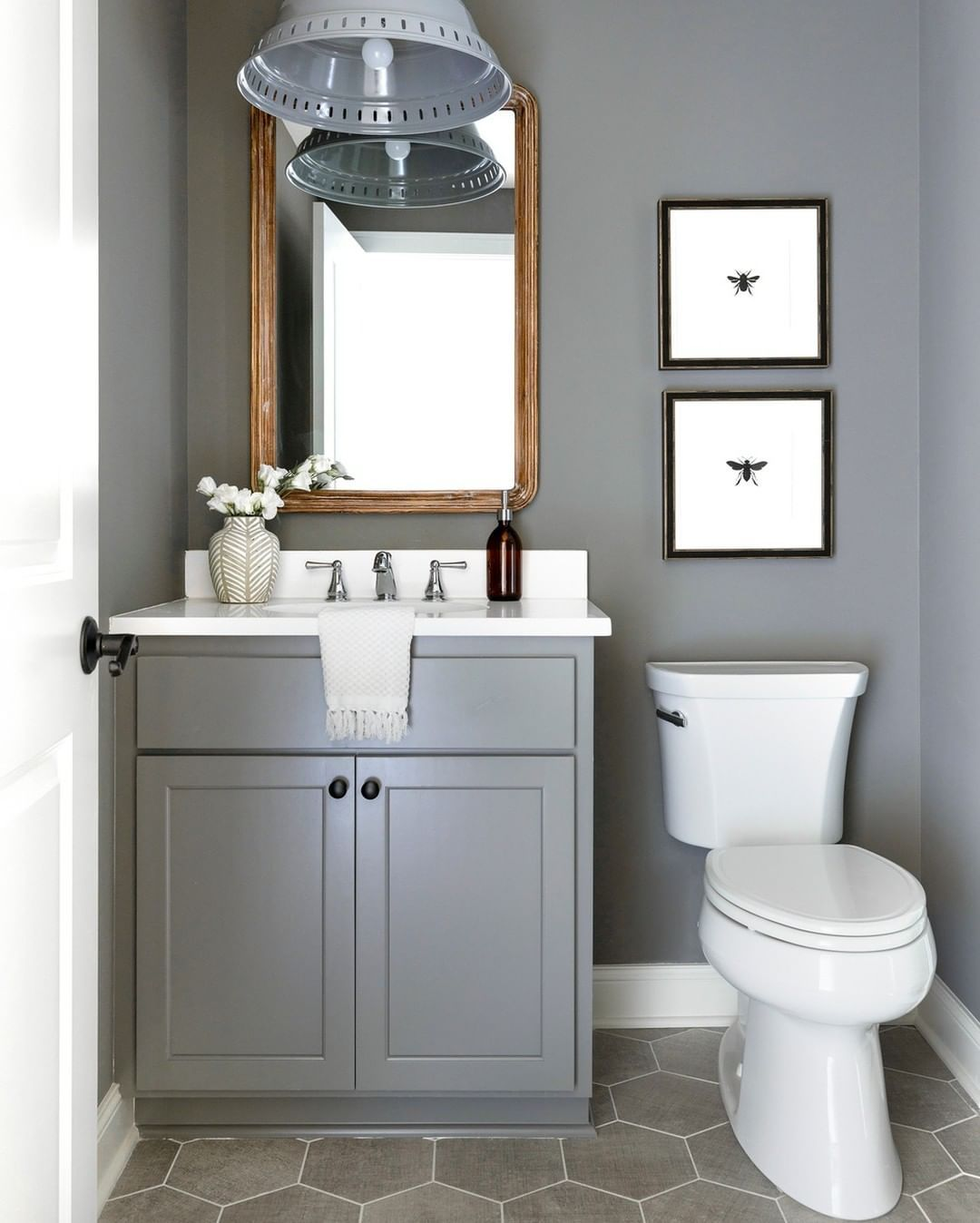 bria hammel interiors briahammelinteriors on on best paint colors for bathroom with no windows id=36781