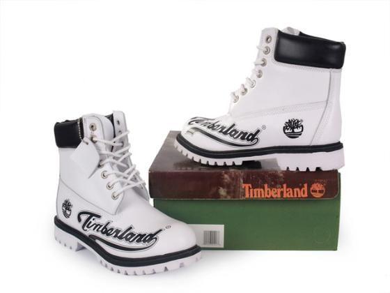 ティンバーランド6インチプレミアム メンズ ホワイト/ブラック/ホワイト TL087