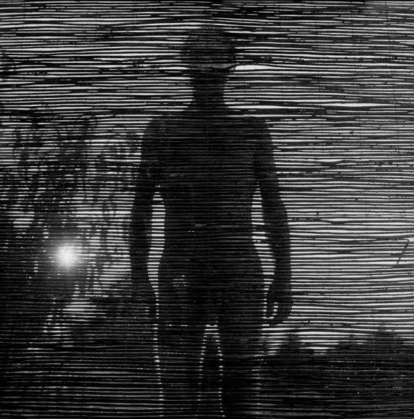 Alberto García-Alix, Autorretrato. Escondido en mi miedo, 2009