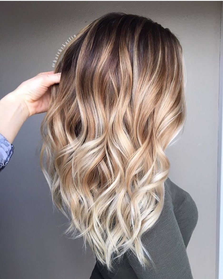 Balayage Business Training On Instagram Balay Ombre By Hairbykatlin