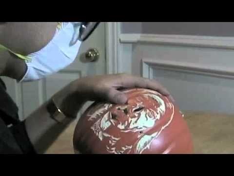 Native Pumpkin Carving