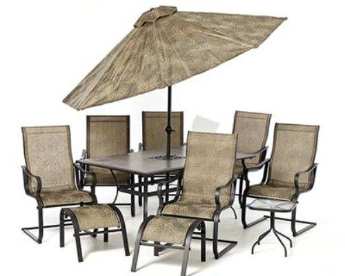 Boscovu0027s Patio Dining Sets Are Well Made, Affordable And Stunning Outdoor  Furniture That Turns