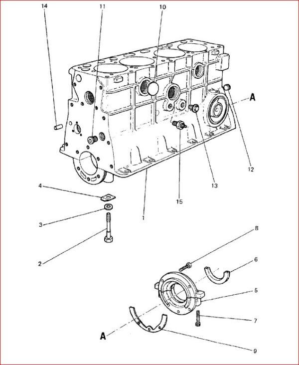 Case 580f Construction King Backhoe Parts Catalog Manual Pdf Download Parts Catalog Manual Backhoe