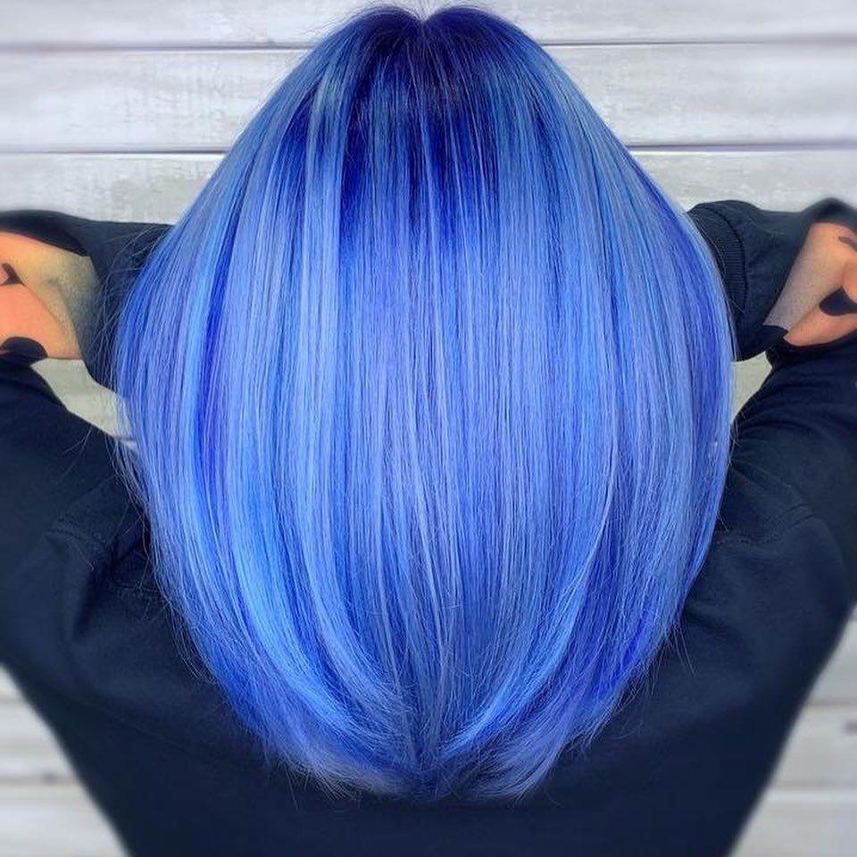 "RitaRiot on Instagram: ""Stunning blue"