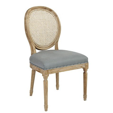 Den Desk Chairs Louis Cane Back Dining Chair Set Of 2