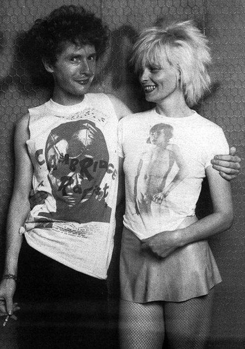 ec8ced07631 Malcolm Mclaren and Vivienne Westwood. Vivienne is a credited with giving  the punk rock movement its unique look she is considered the Mother of Punk