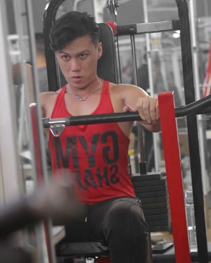 . Playground gua yah tempat gym