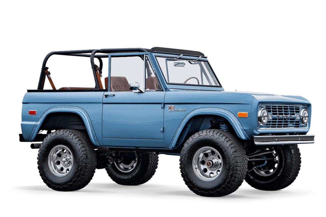 Set Price Builds Ford Bronco Early Bronco Bronco
