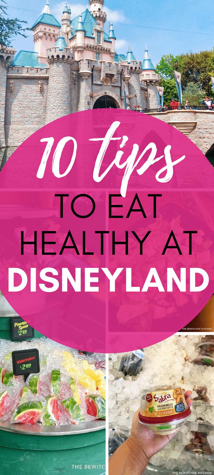 Photo of 10 Tipps für eine gesunde Ernährung in Disneyland   Die bezaubernde Küche
