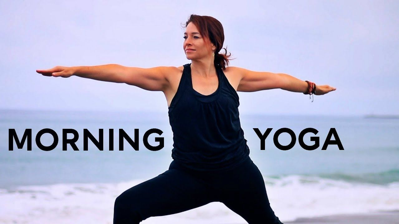 fave****Morning Yoga 33 Minutes for Energy and Strength With