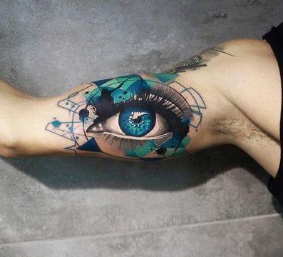 Increibles Diseños De Tatuajes Chidos En El Brazo Tatuajes En El