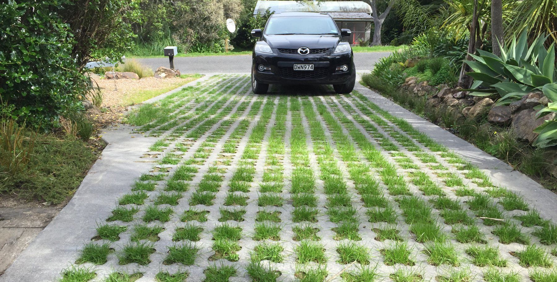 Grasscrete™ from Stormwater360 is a castonsite cellular