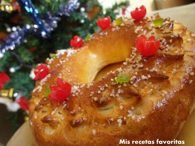 Mis recetas favoritas: Pan de Reyes