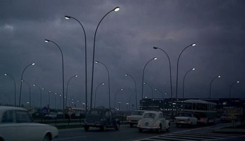"""furtho:  """"Still from Jacques Tati's Playtime, 1967 (via here)  """""""