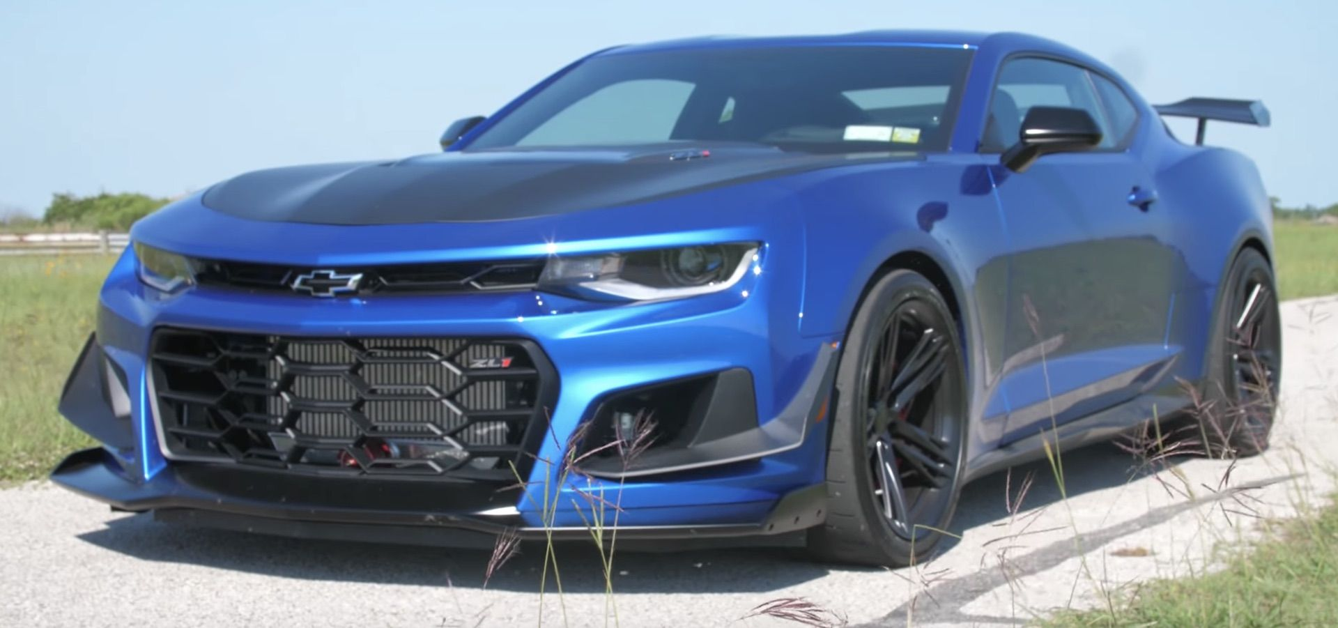 Listen To The Hennessey Exorcist Camaro Zl1 1le Rip Snort And