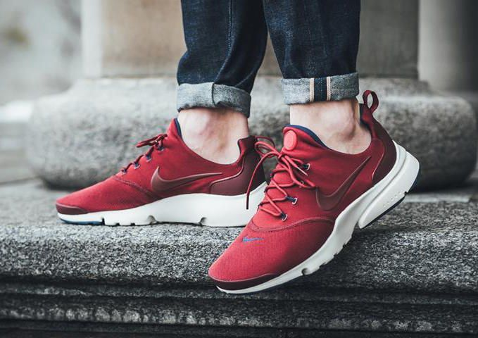 b551fd9f34f7 Nike Air Presto Fly Team Red Perfect For Christmas