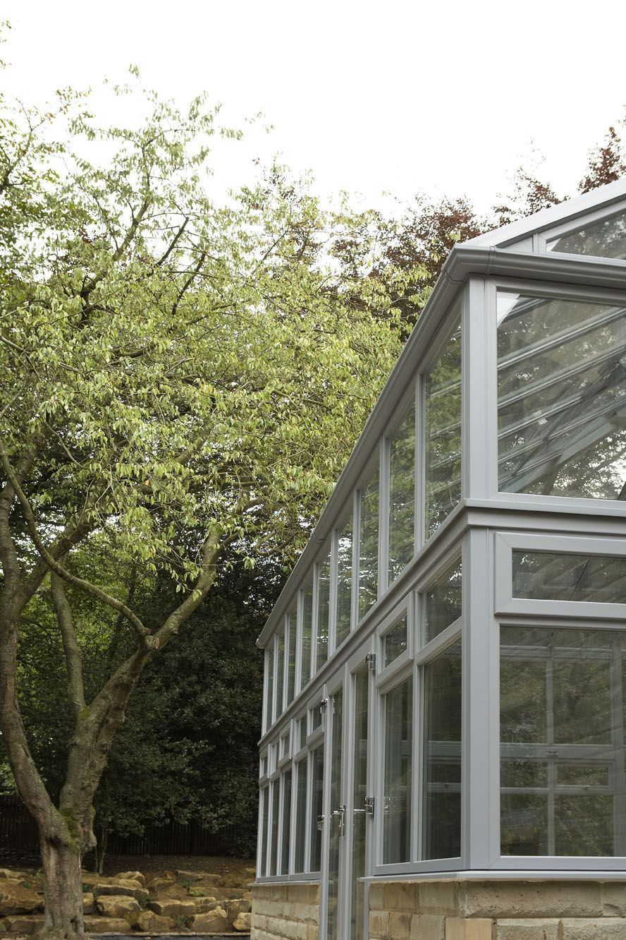 A uPVC conservatory from the Inspire Range by Dempsey Dyer
