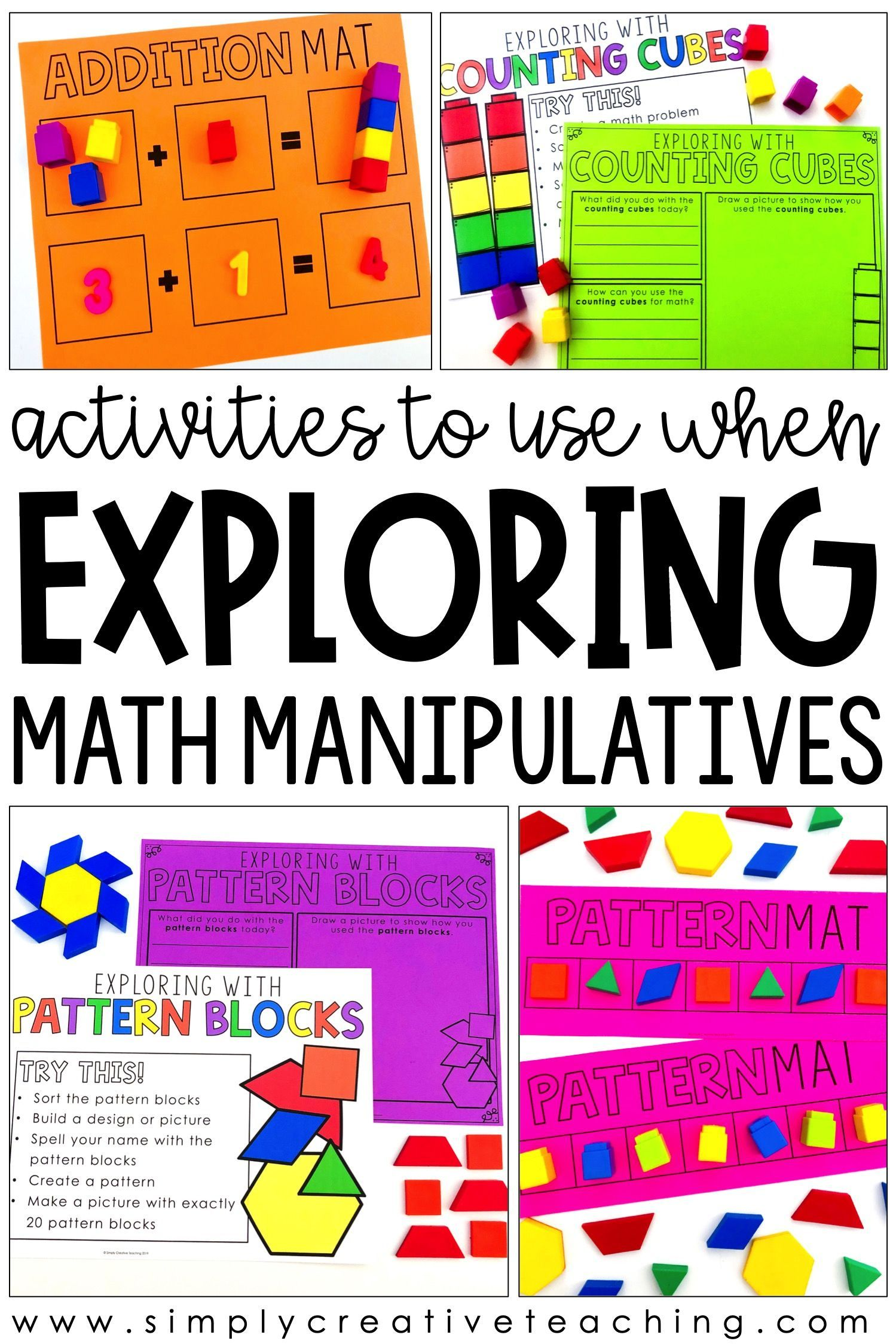Pin On Math Centers
