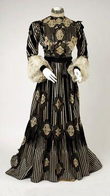 Vintage kleid 1900