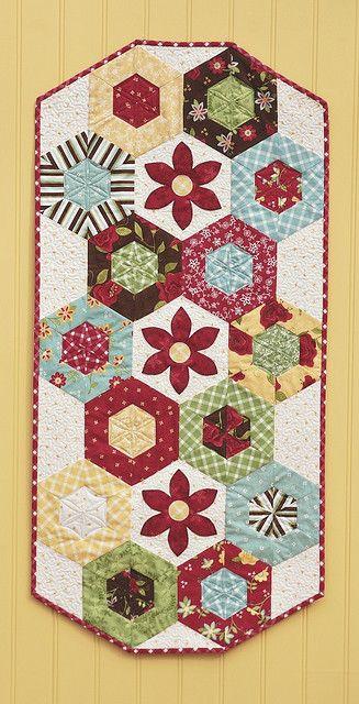 .tapete hexag