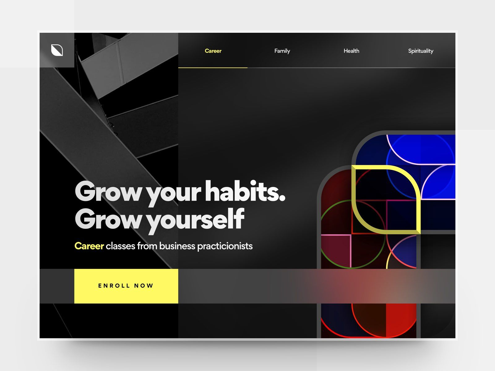 E Learning Service Landing Page In 2020 Landing Page Elearning Web Design