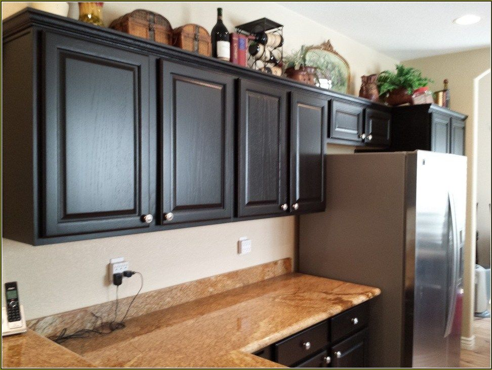 How To Restore Oak Cabinet | einteriors.us | Oak cabinets ...