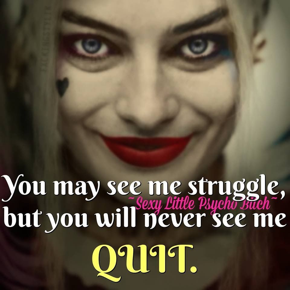 Margot Robbie Harley Joker Tattoos Jokers Life Quotes Funny Qoutes Quinn Queen Badass Women