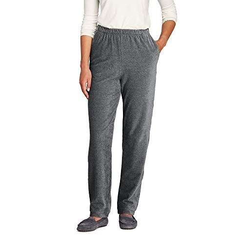 e870b0ef104c4 ... Knit Elastic Waist Pants High Rise. Beautiful Lands  End Lands  End  Women s Petite Sport Corduroy Pants