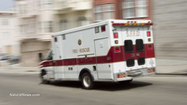 NYC paramedics stood by and did nothing while police choked man to death on the sidewalk