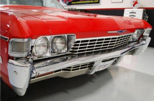 1968 Chevy Impalla Maintenance Restoration Of Old Vintage: 1968 Chevy Impala SS Convertible Maintenance/restoration