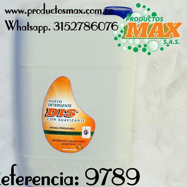 Es un detergente que remueve gran variedad de manchas gracias a su poder de…