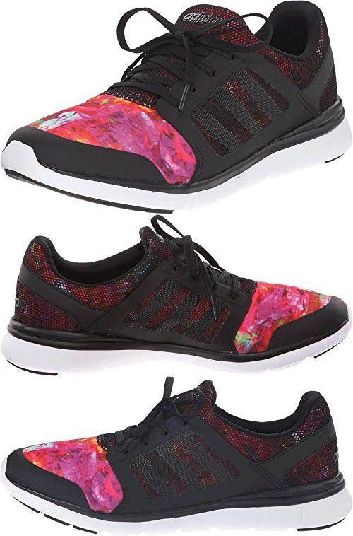 adidas neo - donne cloudfoam xpression metà scarpe, multi - colore nero