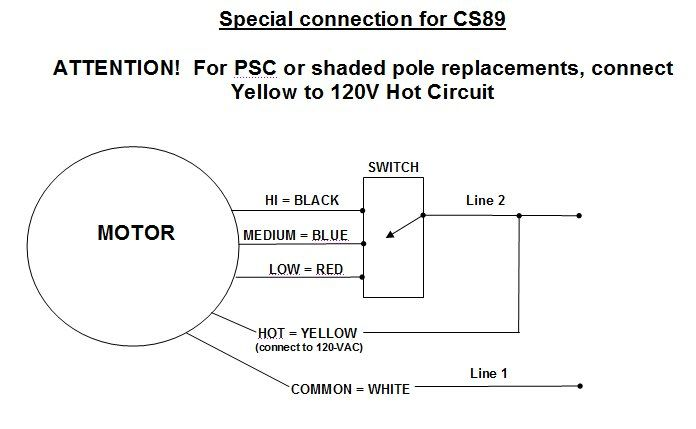 Dayton Blower Motors Wiring Wiring Schematic Diagram
