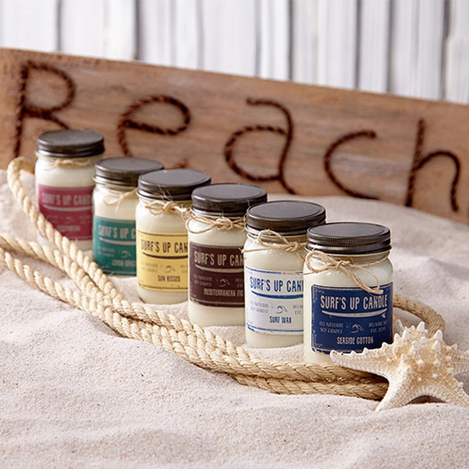 cc2faae7c561 Take a look at the Surf's Up Candle event on zulily today! | Candles ...