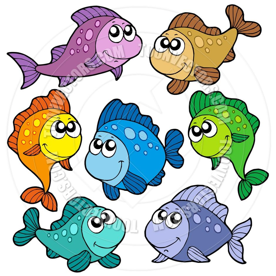 Fish printable. Cute clip art bing