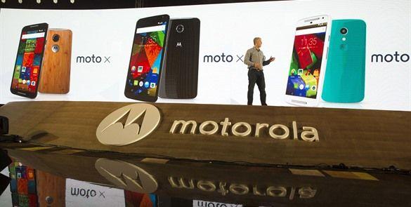 #Motorola anuncia teléfono multiusos a precio accesible