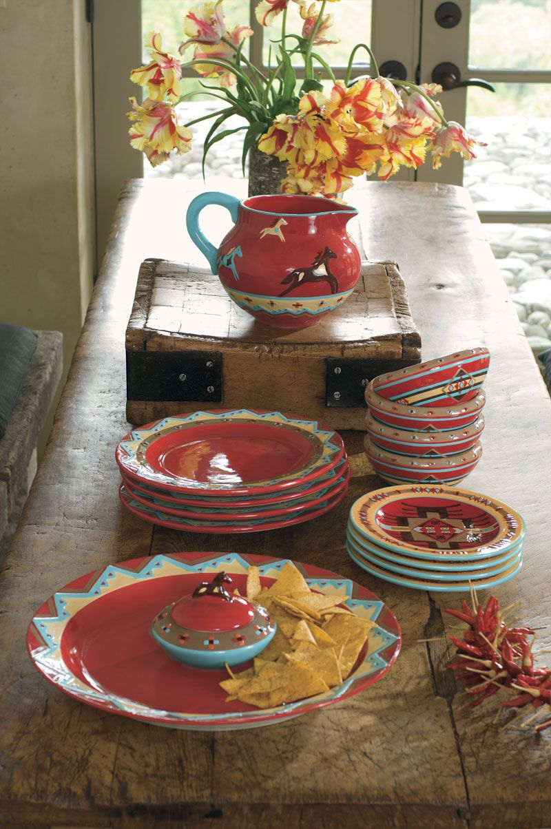 For The Newlyweds Ranch House Dinnerware By Pendleton