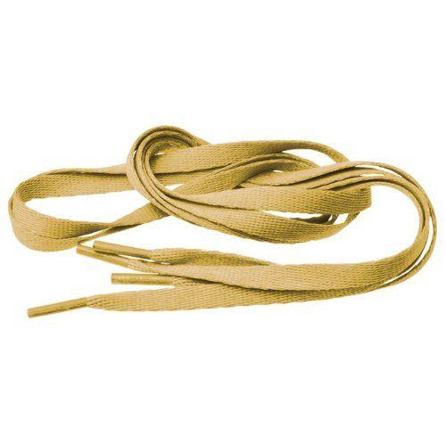 1 Paar Tubelaces Flat - Flach - 8,0 mm breit - verschiedene Farben und Längen + Rema Metallschlüsselring Ø 2 cm (120 cm, Mustard) - http://geschirrkaufen.online/masterdis/120-cm-1-paar-tubelaces-flat-flach-8-0-mm-breit-und-2-14