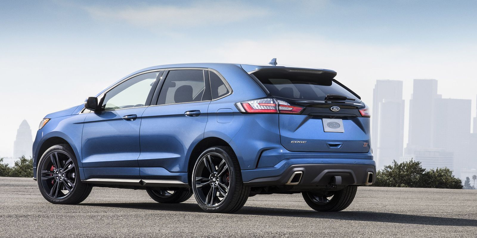 Why The 2019 Ford Edge St Could Be Genuine Fun Ford Edge Ford Suv 2019 Ford