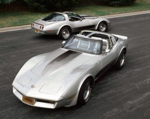 1982 Corvette Maintenance Restoration Of Old Vintage Vehicles The Material For New Cogs Casters Gears Pads Could Be Cast Chevrolet Corvette Corvette Chevrolet
