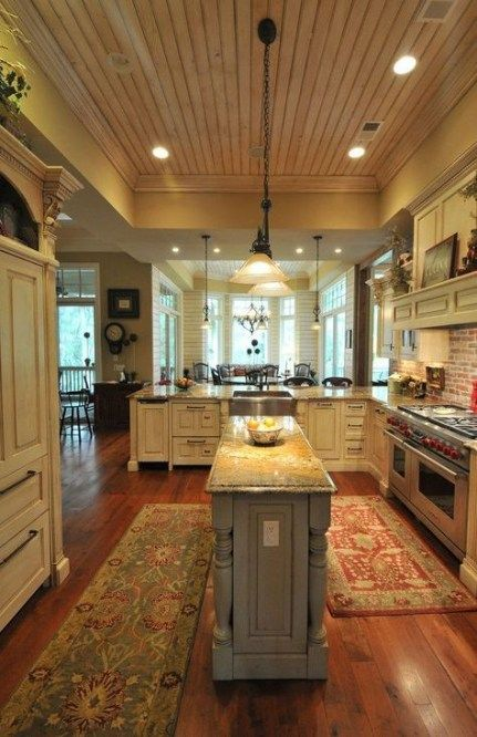 Best kitchen island long narrow dining rooms 22+ Ideas #longnarrowkitchen