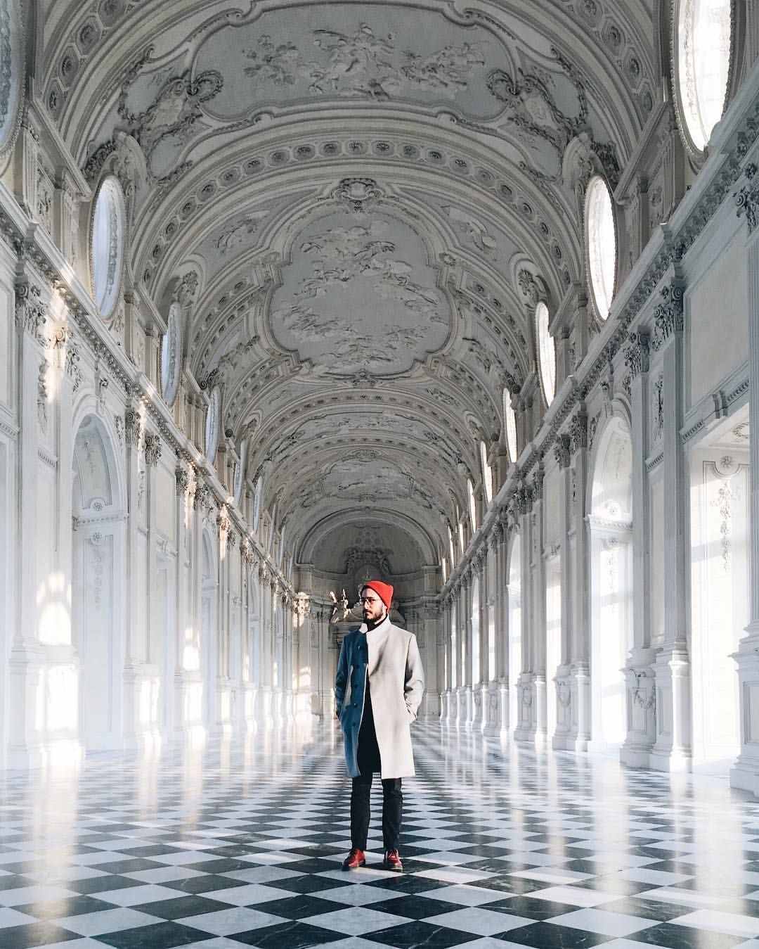 "184 Likes, 3 Comments - ordinary young man (@fernandocobelo) on Instagram: ""amazing places  #venariareale""   Reggia Di Venaria"