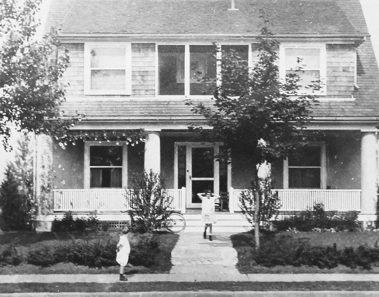 My History House With Images Garden City Long Island Garden