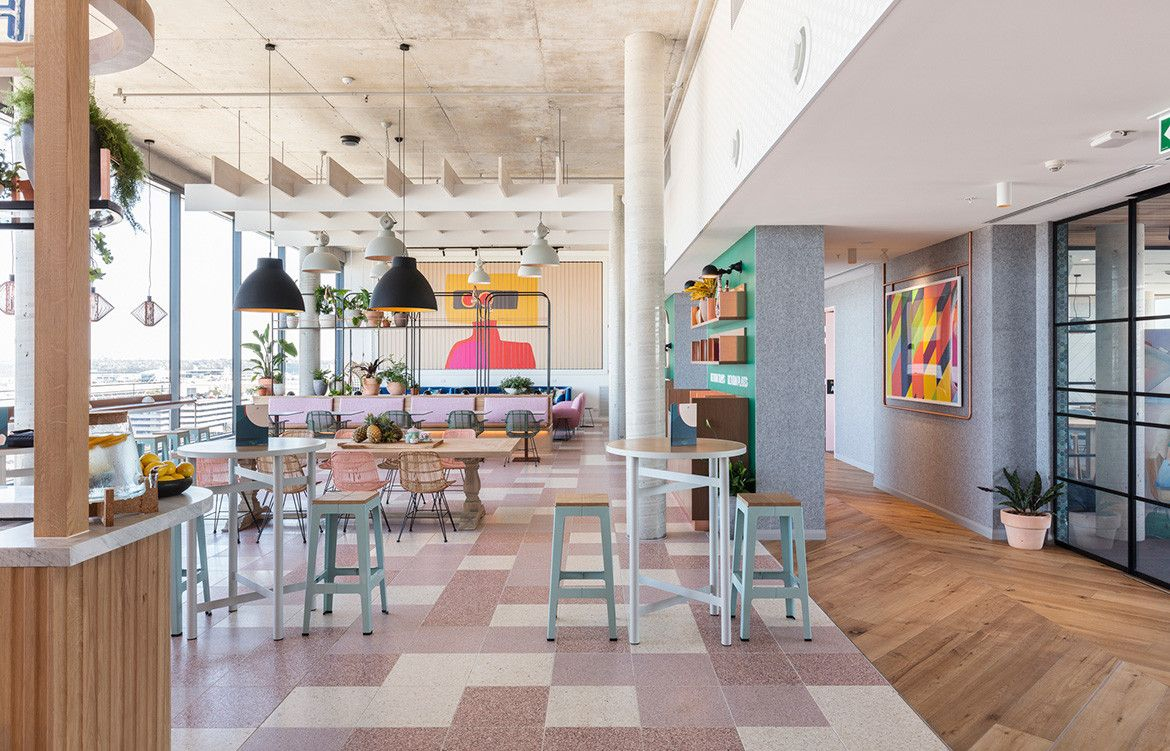 A Design Led Airport Hotel Lands In Sydney With Images Hotel