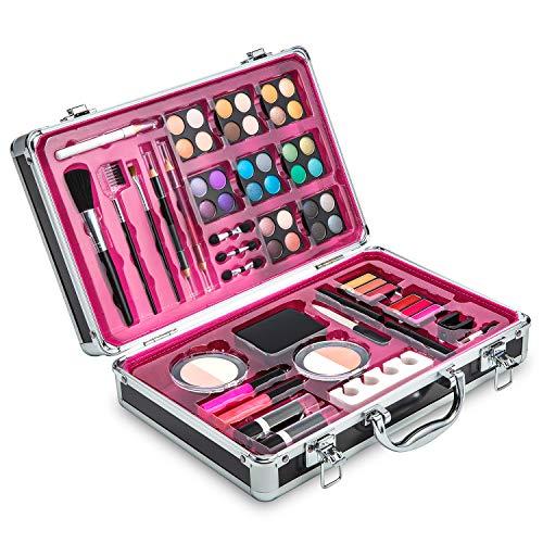 Vokai Makeup Kit Set - 32 Eye Shadows 6 Lip Glosses 2 Lip Gloss Best Offer  | LuxClout.com